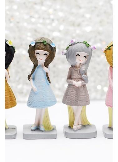 Funbou Çiçekli Kızlar, Mavi Mavi
